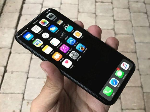 iPhone8予想画像