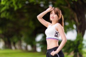 sports-woman