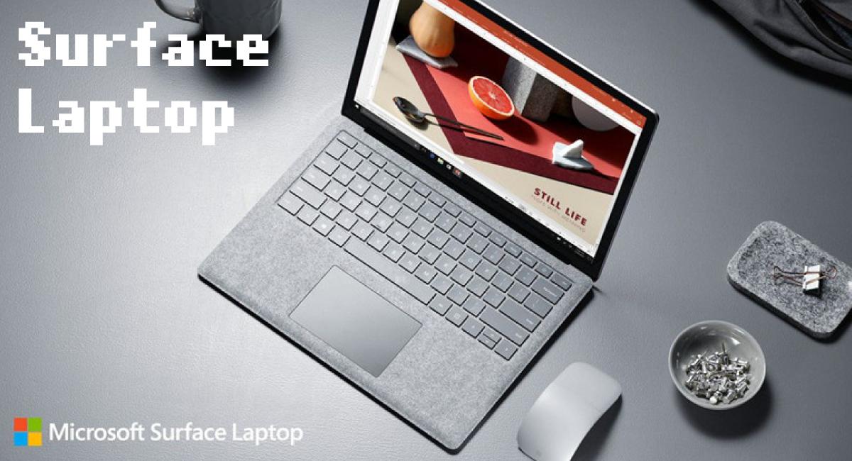 高性能なのに安い!『Surface Laptop』