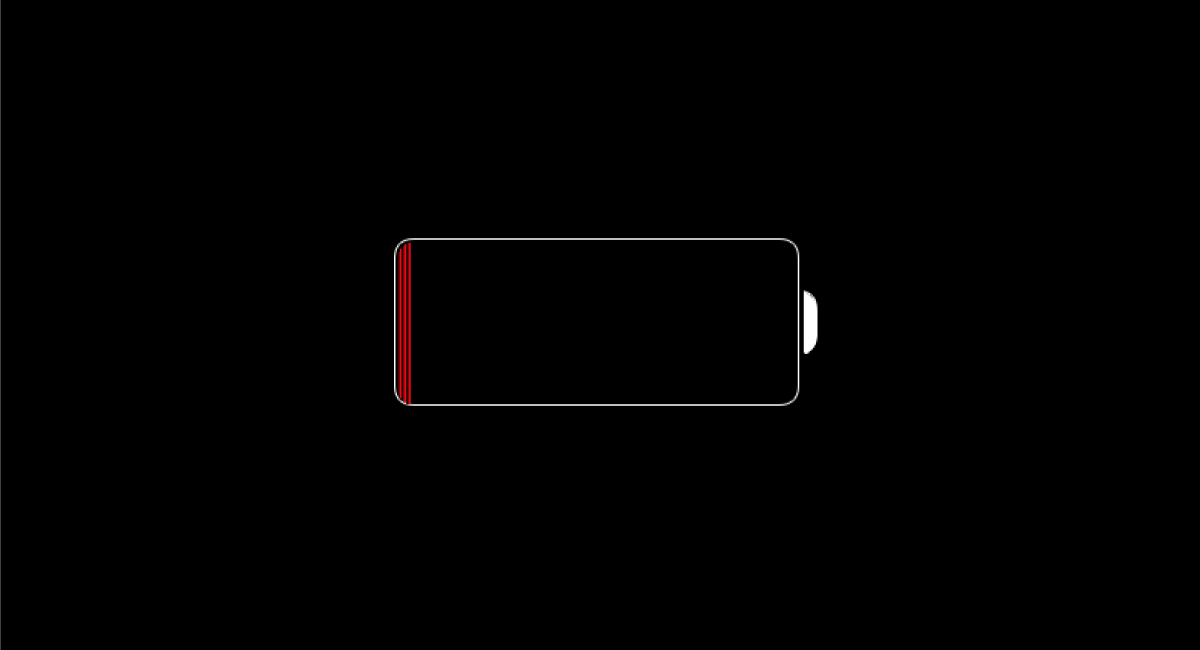 1.とにかく、バッテリーの持ちが悪い