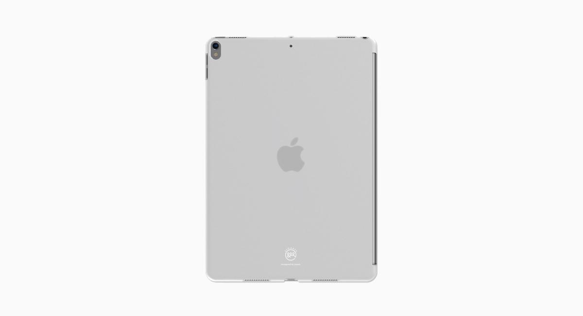 1.『iPad Pro 10.5インチ 背面ケース Basic Case』