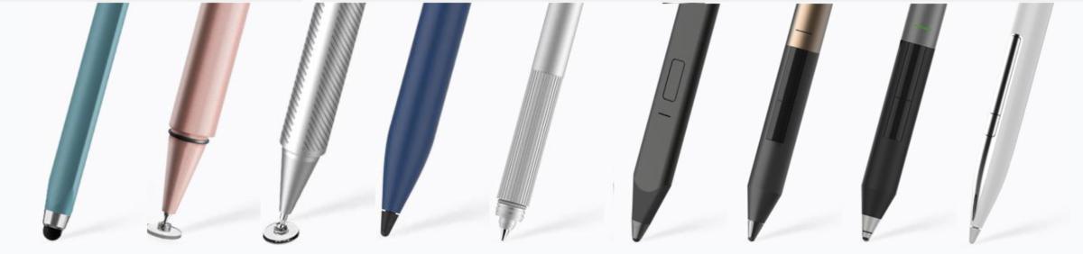 今まで『iPhone』対応のしっくりくるペンがなかった…