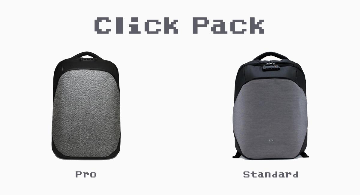 """『ClickPack』は""""Pro""""と""""Standard""""の合計…4ラインナップ!?あれれ?"""