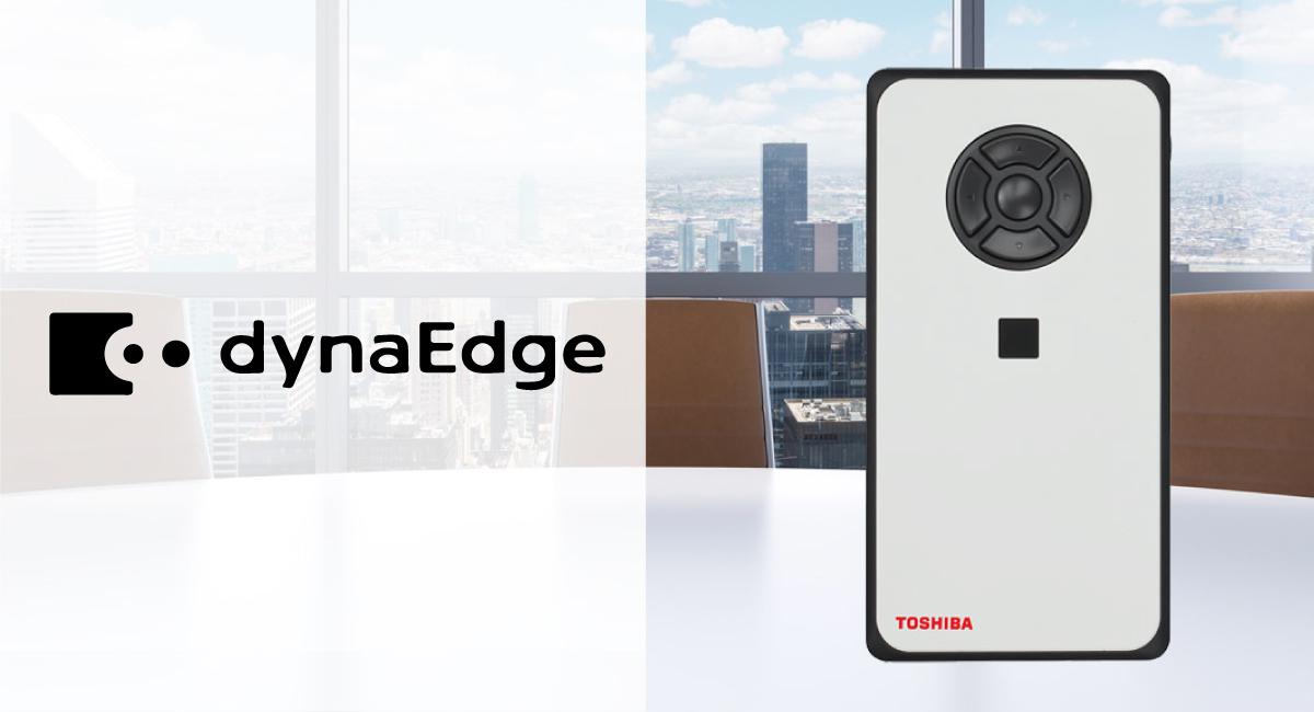 東芝が『dynaEdge』と『AR100』を発表!こっ…これは?