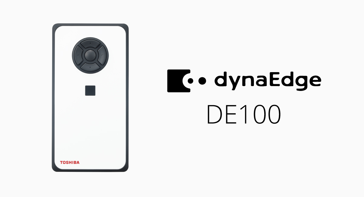 NUCより小型!310gのWindows 10『dynaEdge DE100』