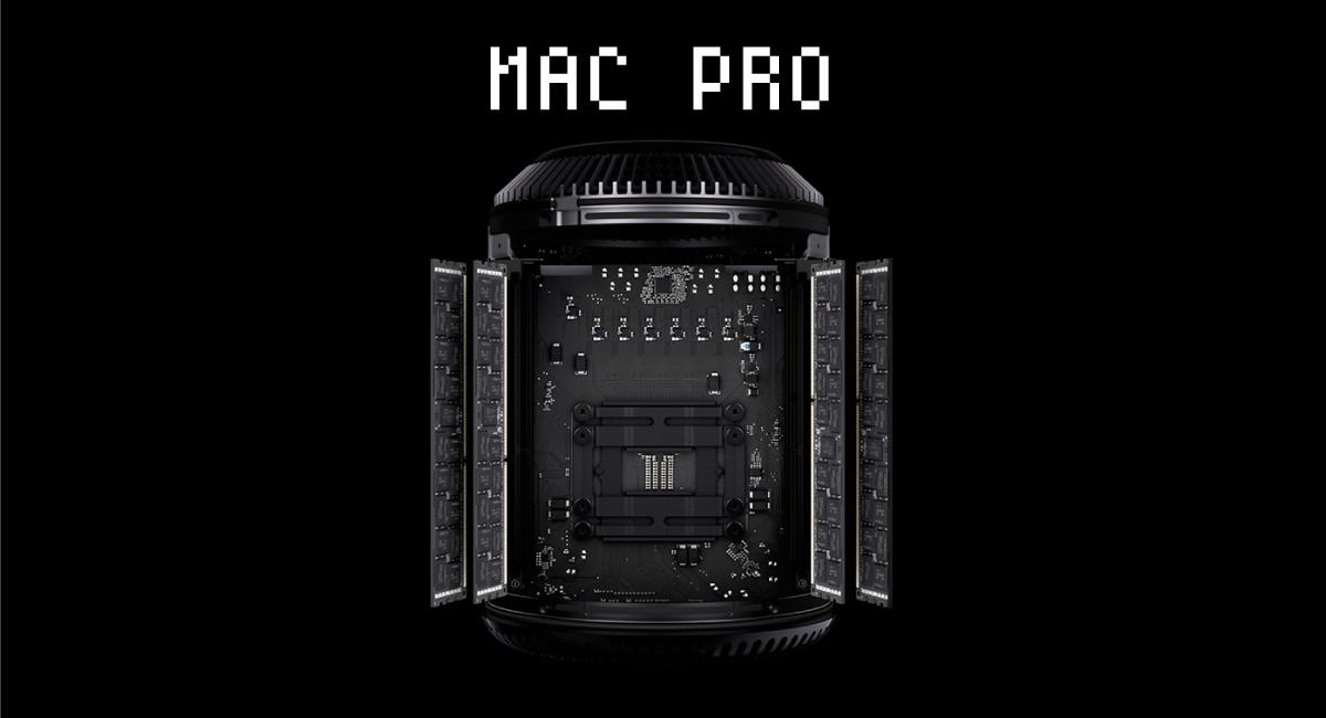 ゴミ箱『Mac Pro』も拡張性が低かった