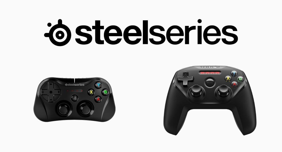 結局オススメは『SteelSeries』のコントローラー