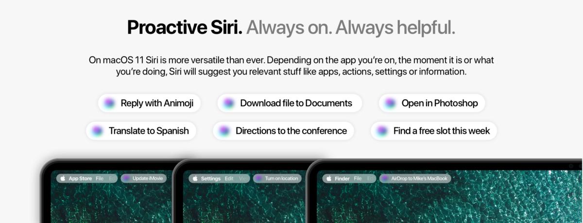 4.『Siri』が強化されCortanaに?