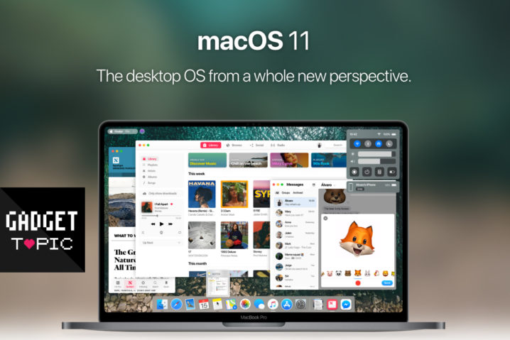 "『macOS 11』は""iOSと統合?""コンセントデザイン公開と7つの未来"