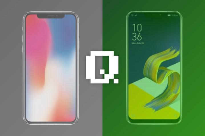 クイズ!iPhone丸パクリ!『OPPO』と『ASUS』のデザインが酷い件