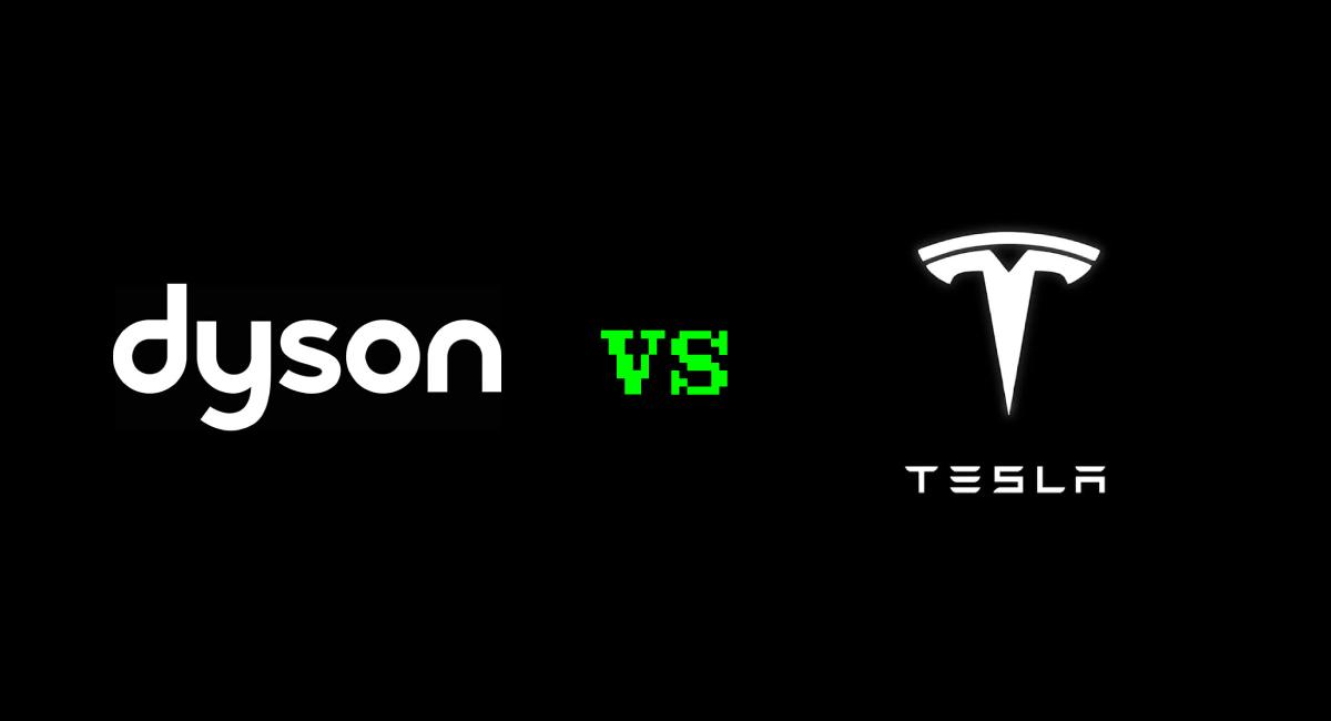 『Dyson』と『Tesla』の電気自動車(EV)戦争が、今始まる!?