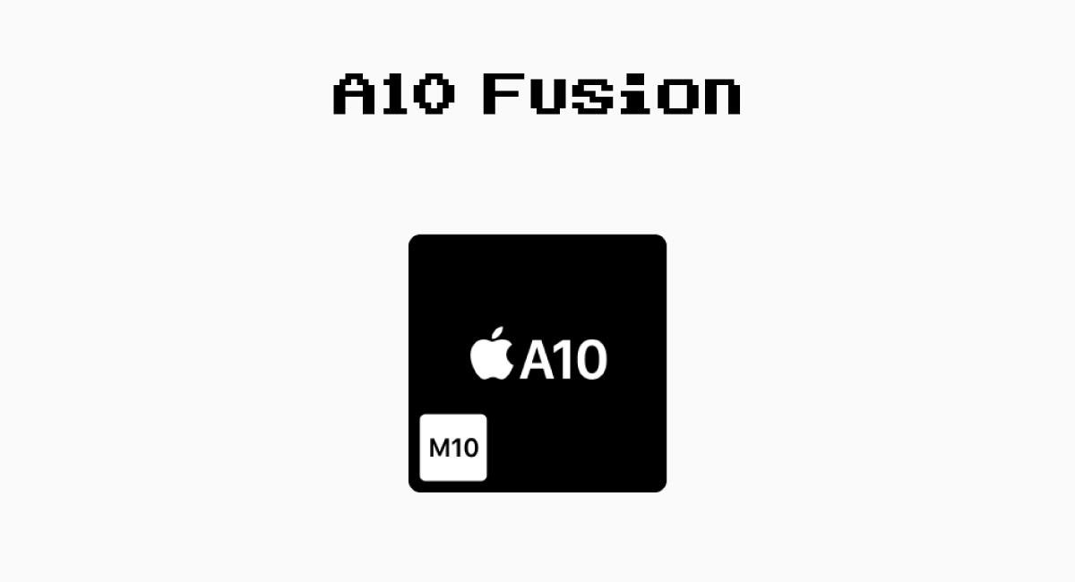 4.SoCは『A10 Fusion』を採用