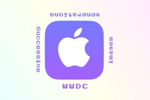 """保存版?歴代『WWDC』の""""公式イメージ""""を楽しんで恍惚するぞー"""