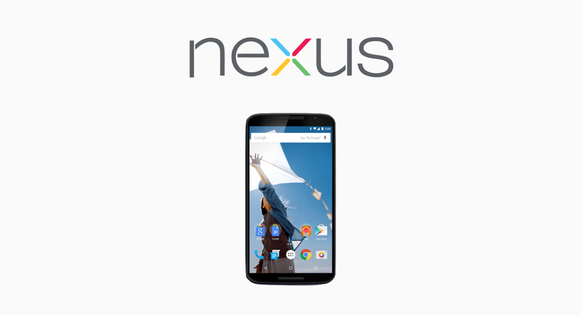 『Google』純正スマホ、『Nexus 6』