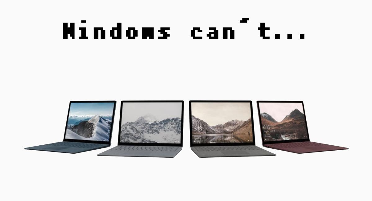 """Windowsで""""3本指のドラッグ""""は現状ムリ"""