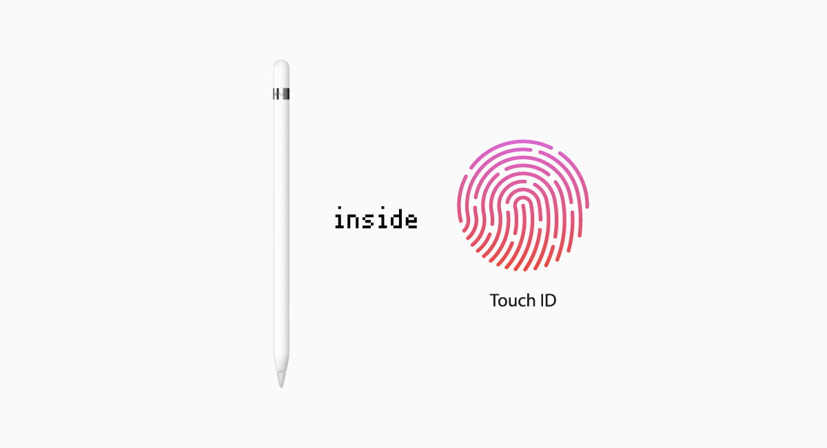 『Touch ID』をペンに搭載