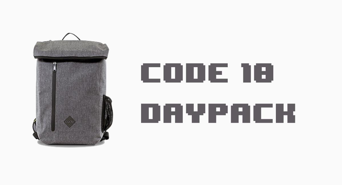 『Code 10 Daypack』