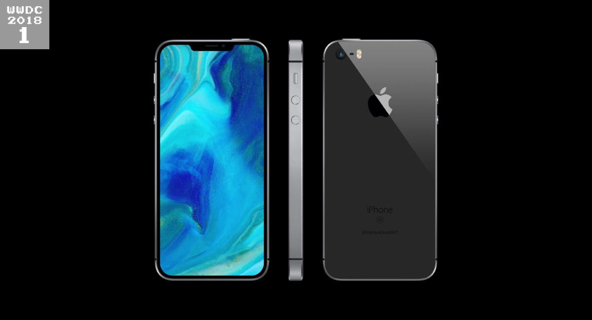 1.『iPhone SE 2』