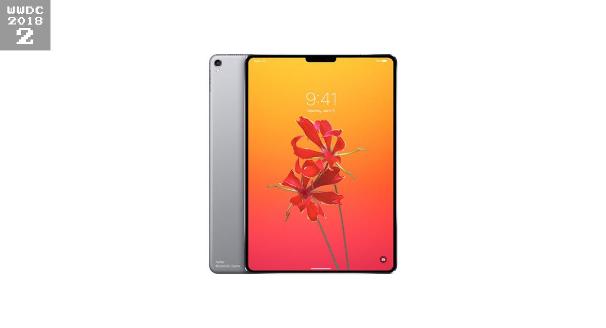 2.『iPad Pro X』