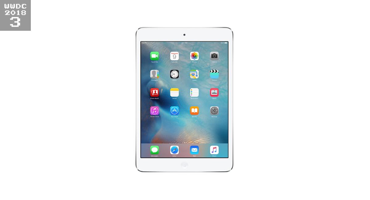 3.『iPad mini 5』