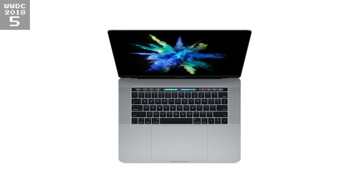 5.『MacBook Pro 2018』
