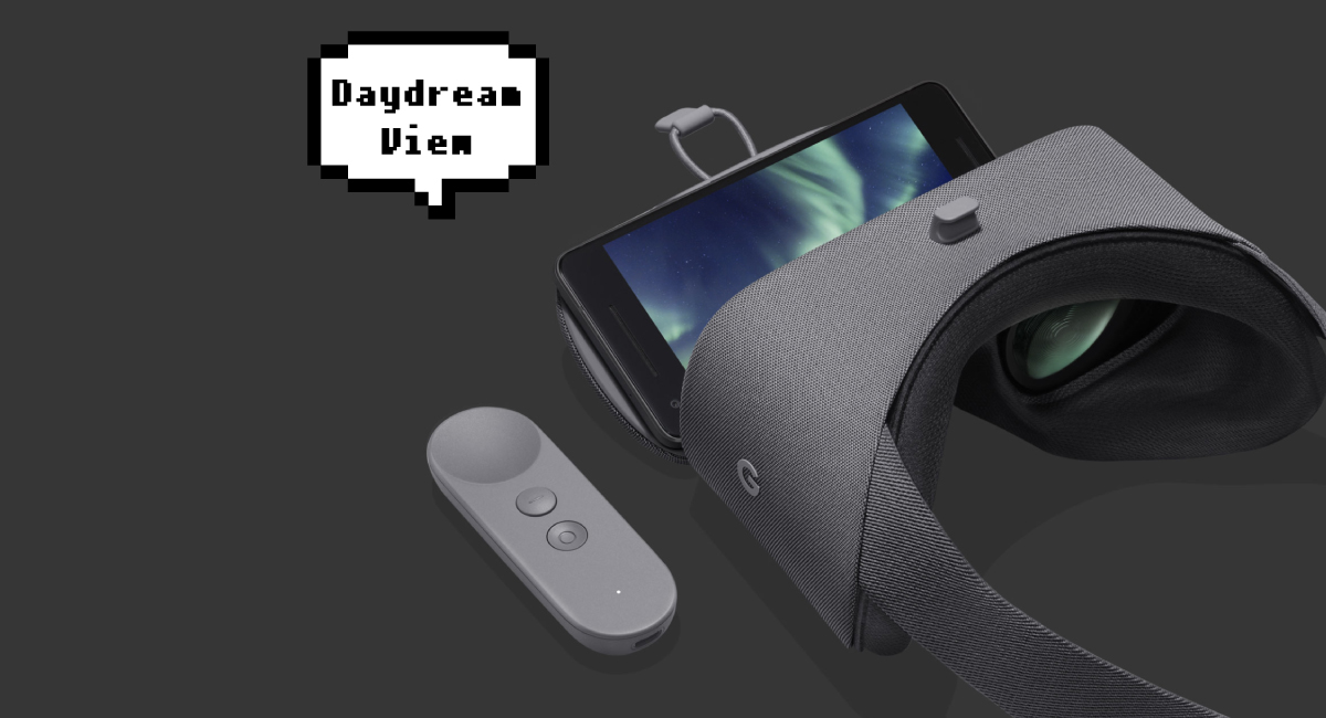『Daydream View』も全てを変えそう