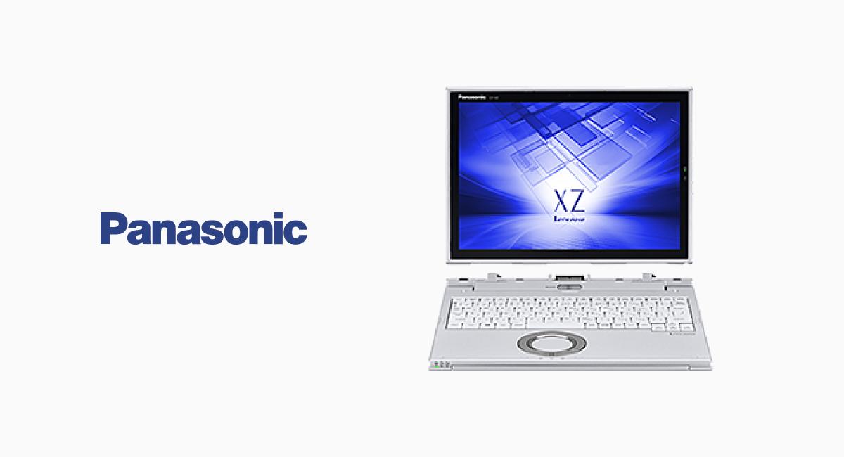 Panasonic|Let'snote