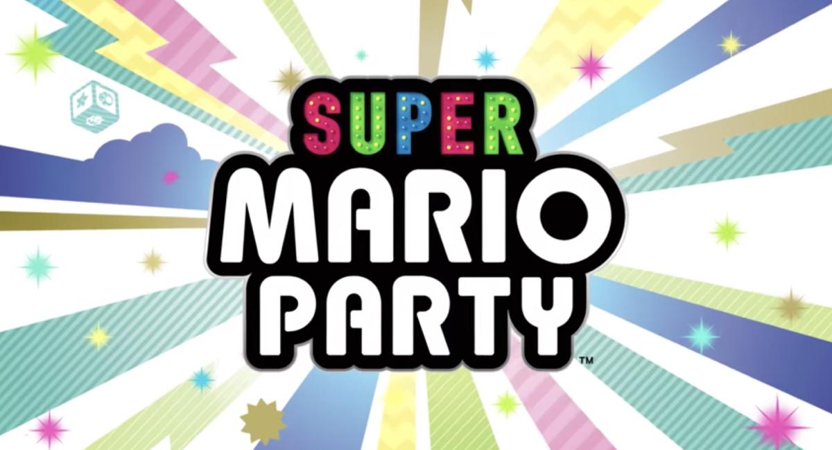 『スーパー マリオパーティ』