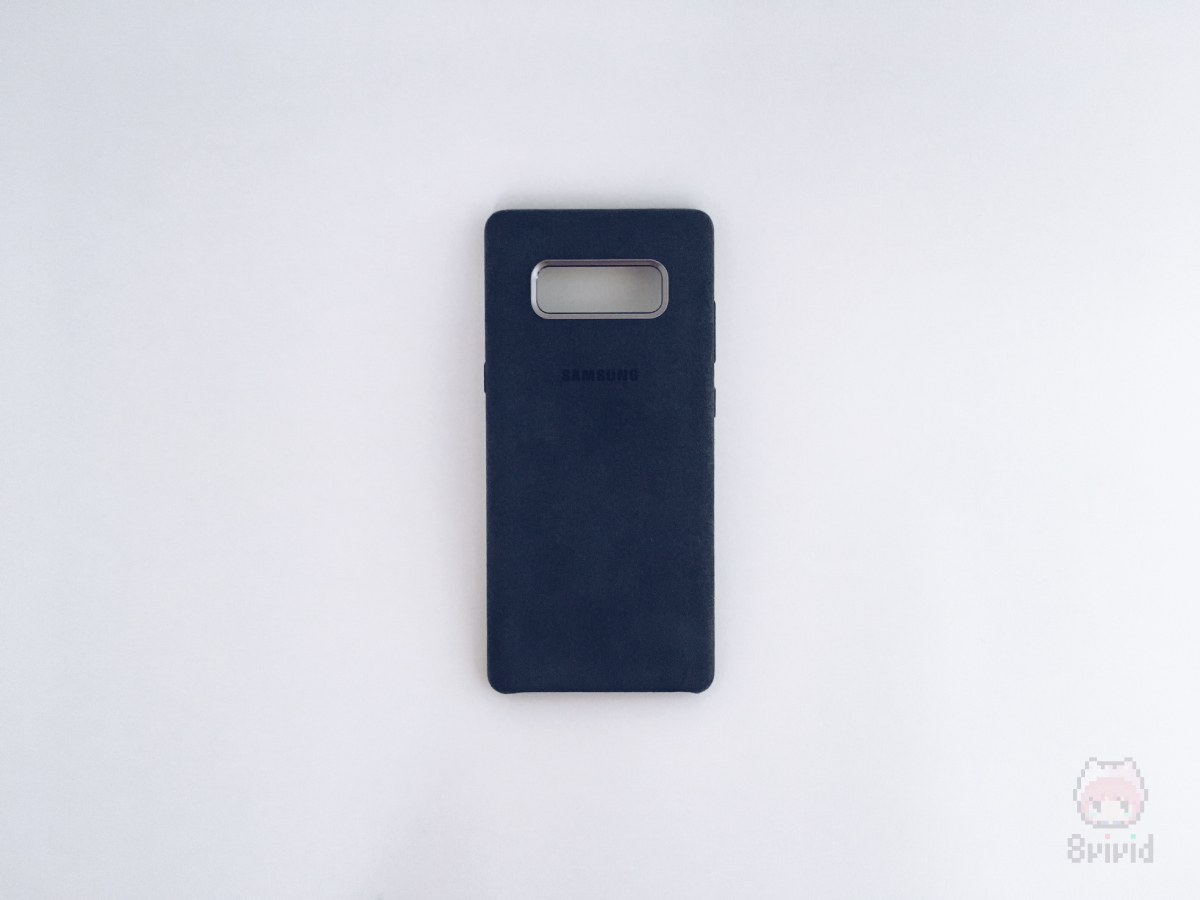 『Galaxy Note8 ALCANTARA COVER』とは?