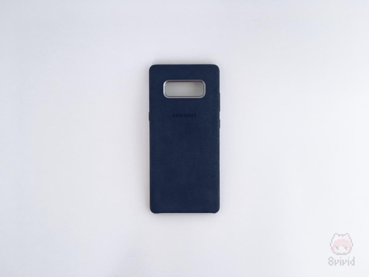 『Galaxy Note8 ALCANTARA COVER』とは?