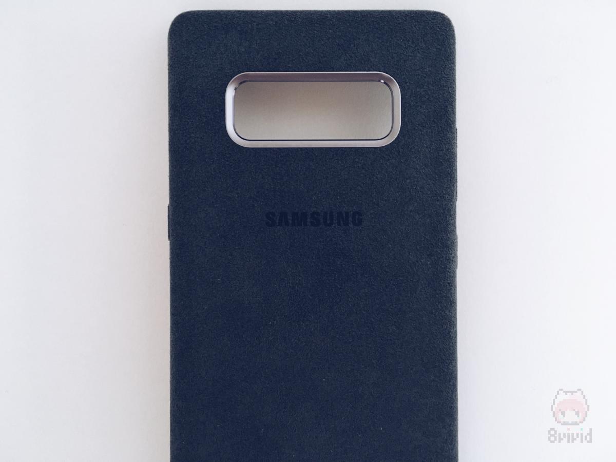 Galaxy Note8はいいケースが少ない