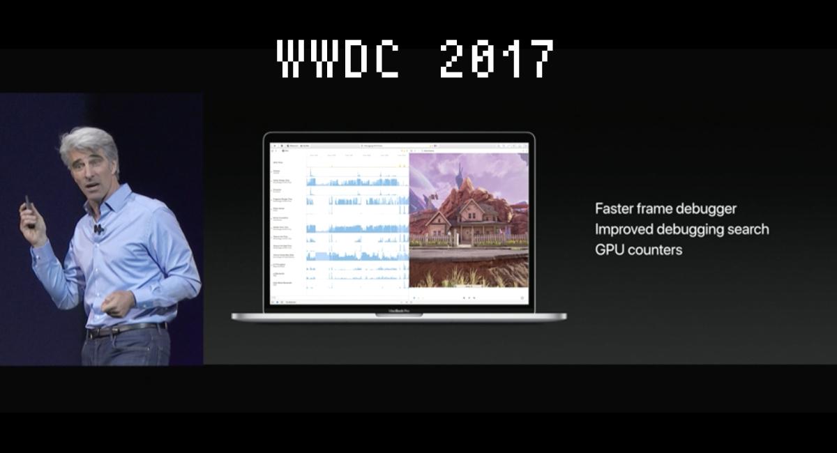 発表てんこ盛りだった『WWDC 2017』。
