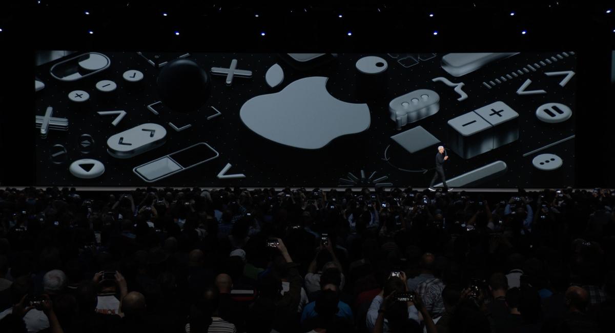 WWDC18はハードウェア発表ナシ