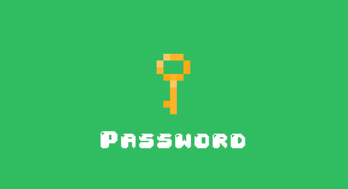 私はパスワード管理に使っています