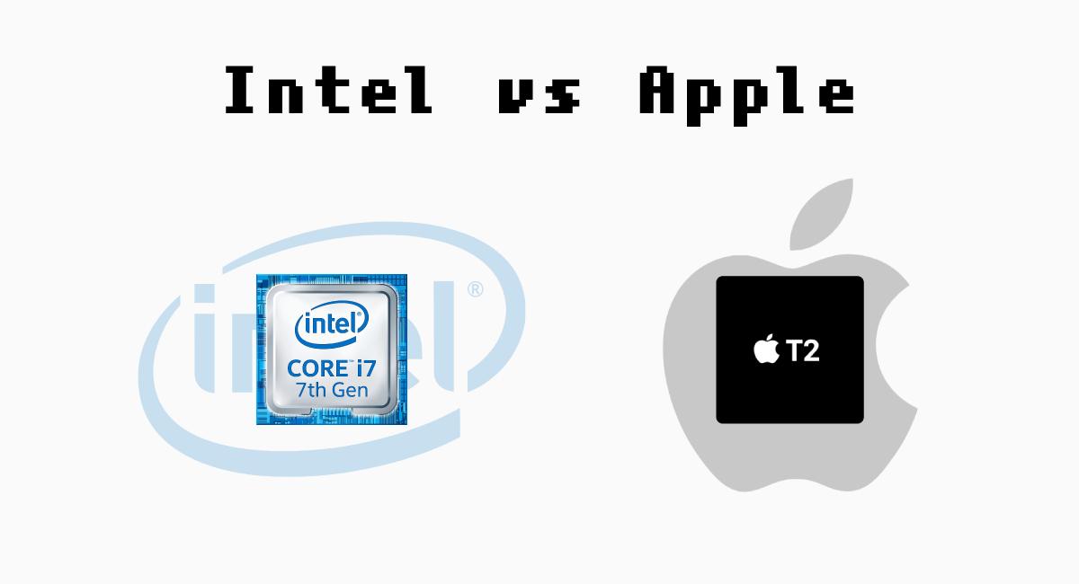 Intelの凋落とApple自社製CPUの可能性