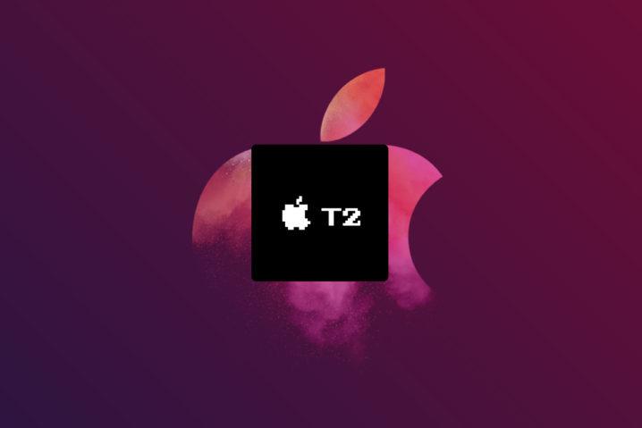 Mac搭載『T2チップ』—自社製CPUとApple新時代の幕開けへ