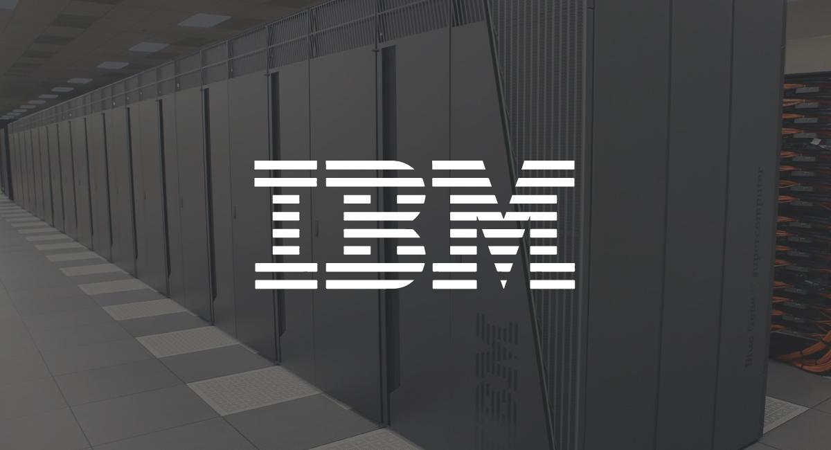 IBM—モノリス感が美しい
