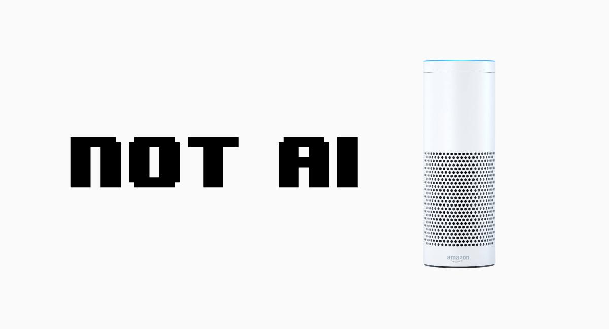 """購入した理由は""""AI""""ではない"""