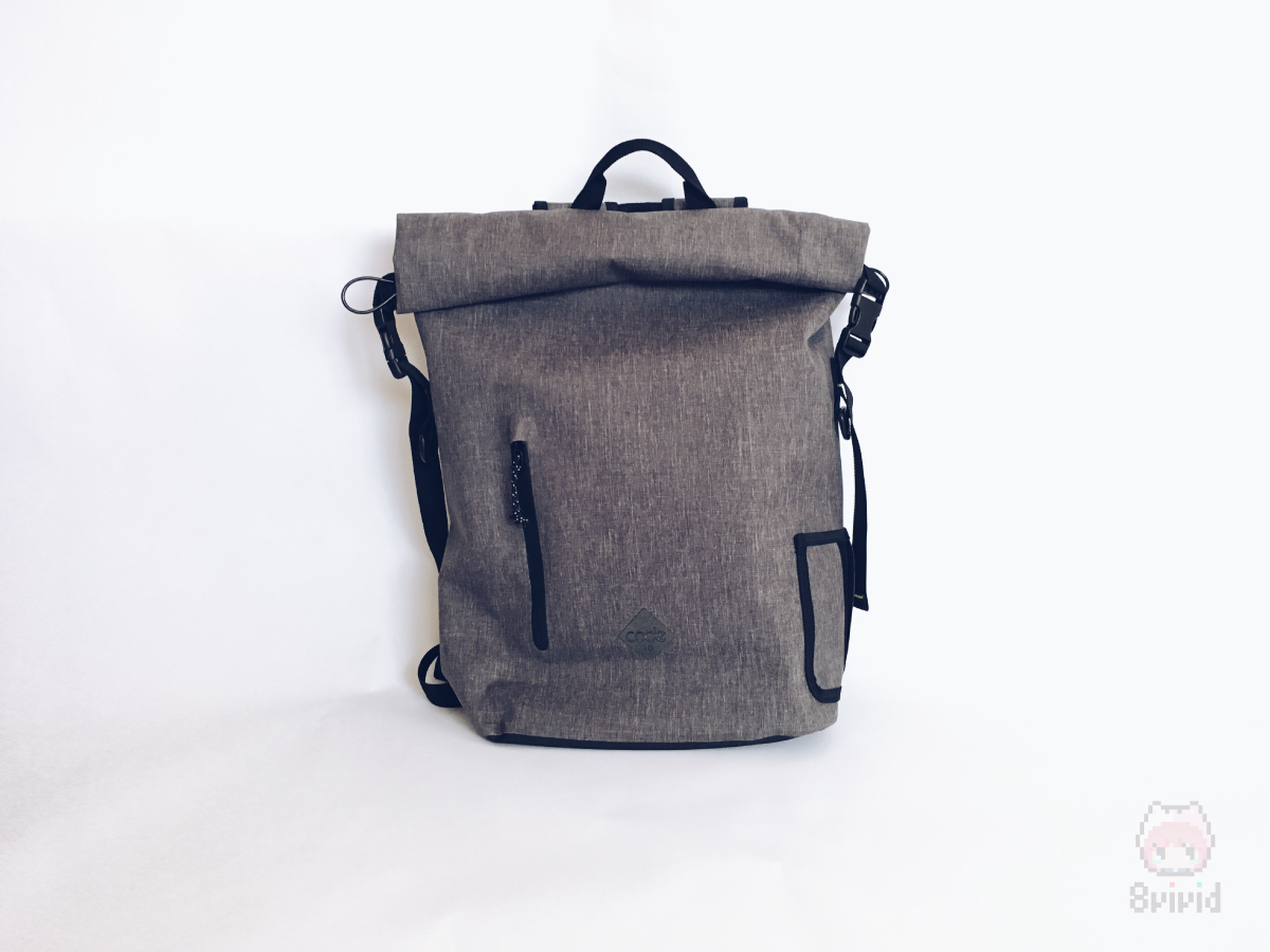 Code 10—Code 10 Backpack。