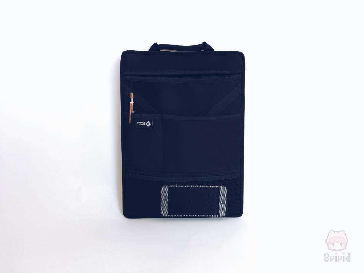バッグインバッグとしての完成度は…?