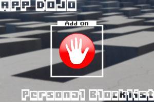 まとめサイト等を検索結果から除外!『Personal Blocklist』 #アプリ道場