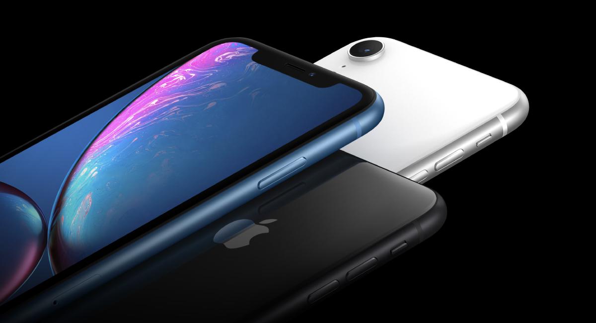 『iPhone XR』は廉価モデル。