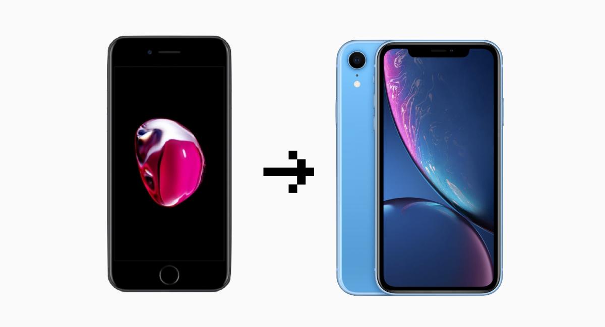 iPhone 7/8ユーザーはXRがベストバイ?