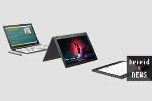 わっ!Lenovo『YogaBook C930』発表—最強のE Ink端末でしょ!