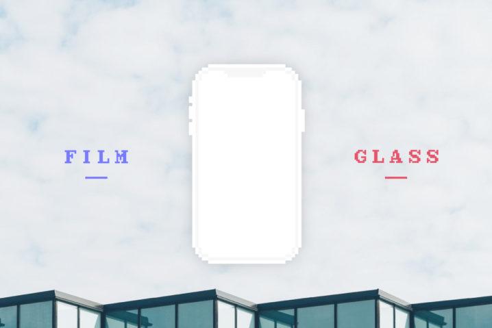 """スマホ保護フィルム""""不要論""""は正しいのか?—保護ガラスのすゝめ"""