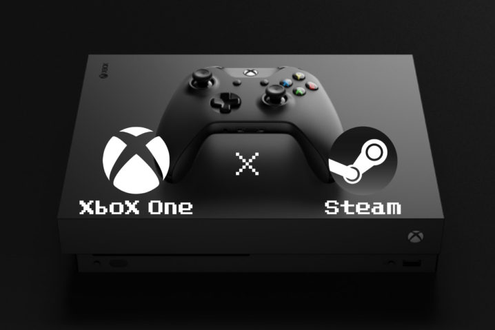将来可能?『Steam』が『Xbox One』に対応する夢をみたいですねぇ
