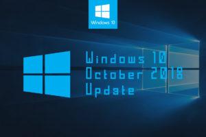 Windows 10—歴代バージョン名&『Windows 10 October 2018 Update』の概要