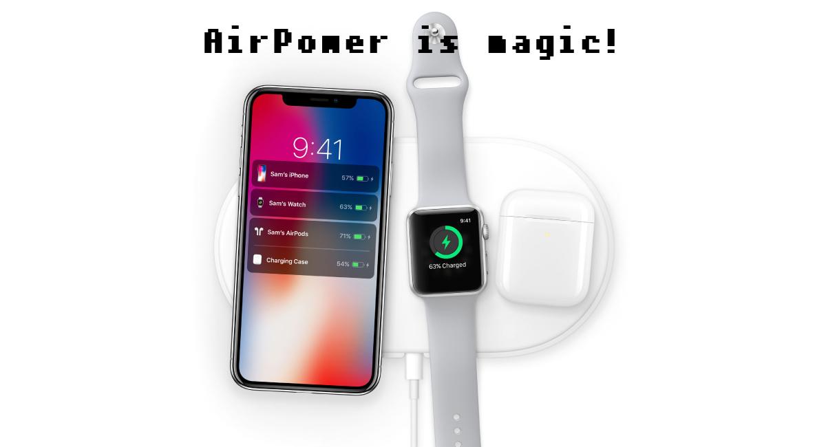 革命—Appleデバイスのドック化