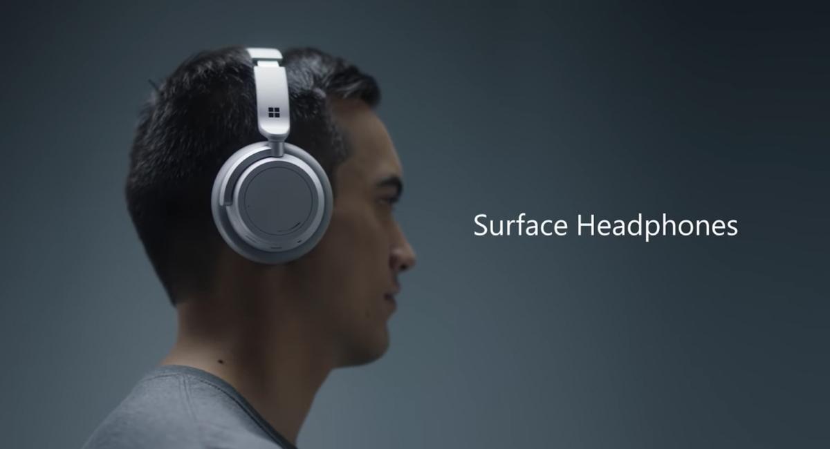 目玉は『Surface Headphones』でした。