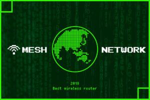 """2018年時点""""メッシュ対応""""Wi-Fiルーター5機種比較だー!"""